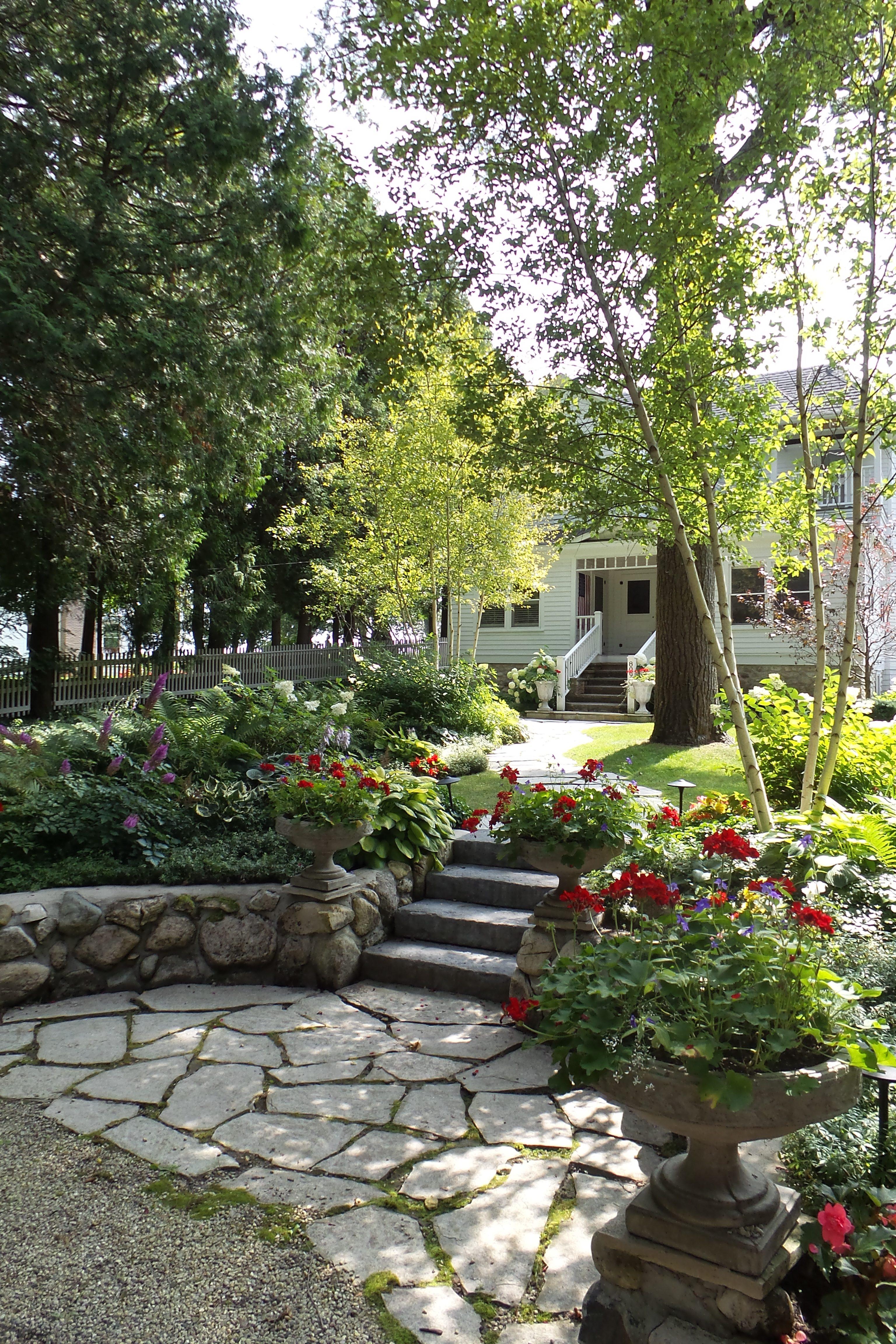 Flower Images | Grand Hotel Mackinac | The Grand Garden Show